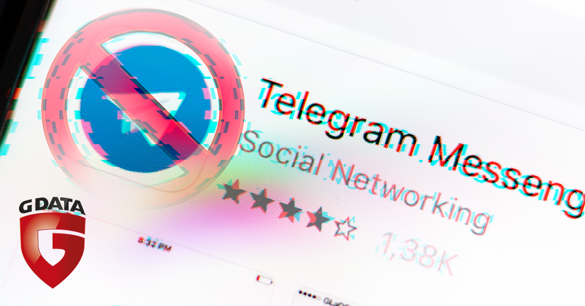 g data telegram screen