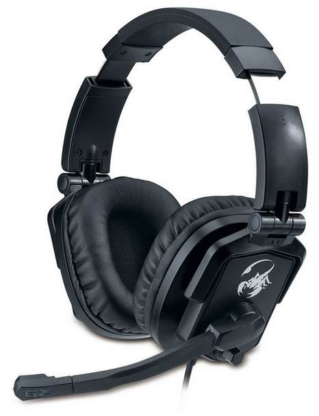 Da Genius il nuovo headset gaming Lychas HS-G550