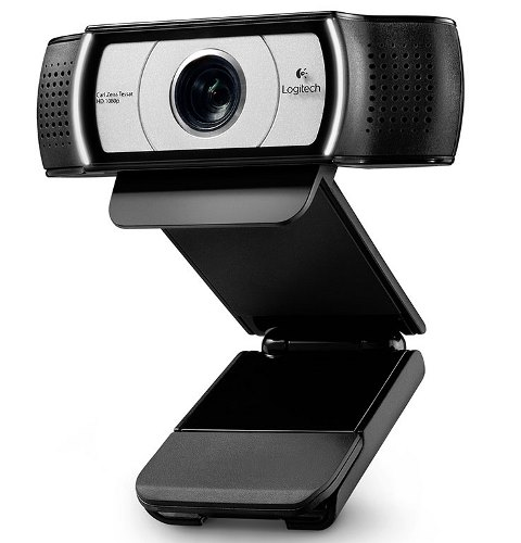 Logitech annuncia la webcam C930e per video a 1080p
