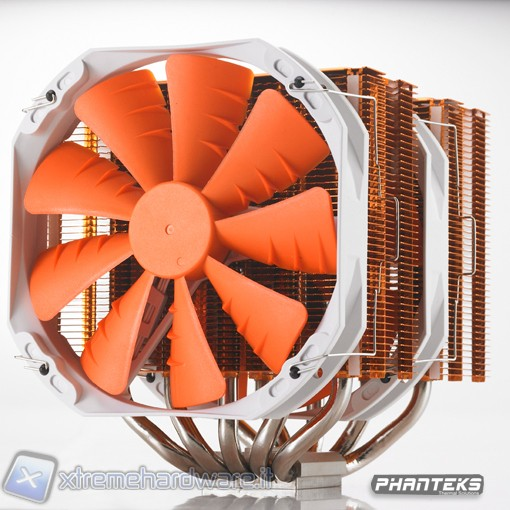 Phanteks PH-TC14PE Air Cooling per CPU di nuova concezione